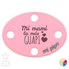 Broche Pinza Mi Mami la más guapi