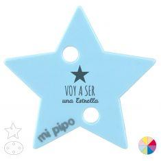 Broche Pinza Voy a ser una Estrella