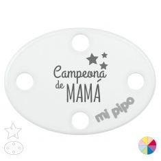Broche Pinza Campeona de Mamá