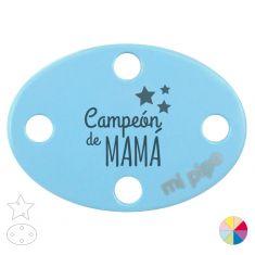 Broche Pinza Campeón de Mamá