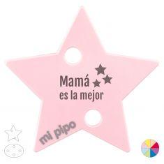 Broche Pinza Mamá es la mejor