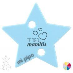 Broche Pinza Tengo Mamiitis