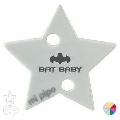 Broche Pinza Bat Baby