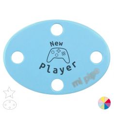 Broche Pinza New player