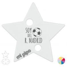 Broche Pinza Soy del R. Madrid