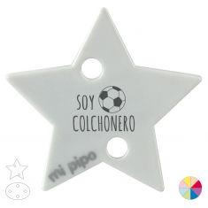 Broche Pinza Soy Colchonero