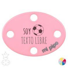 Broche Pinza Soy (equipo fútbol)