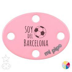 Broche Pinza Soy del Barcelona