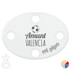 Broche Pinza Amunt Valencia