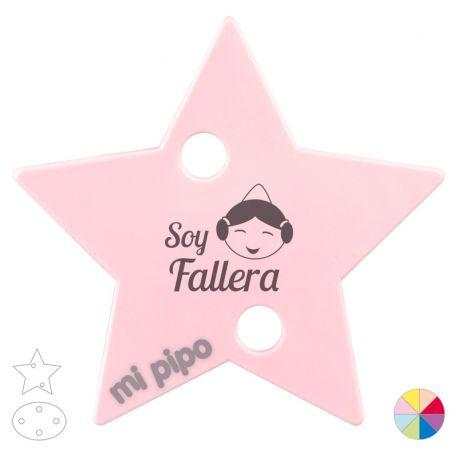 Broche Pinza Soy Fallera Niña