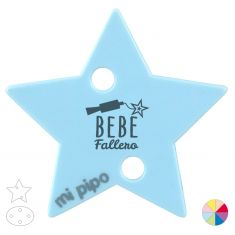Broche Pinza Bebé Fallero