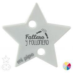 Broche Pinza Fallero y follonero