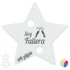 Broche Pinza Soy Fallera petardos