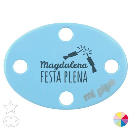 Broche Pinza Magdalena Festa plena petardos