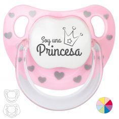 Chupete Divertido Soy una Princesa