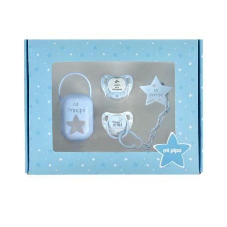 Box I love Mommy Blue