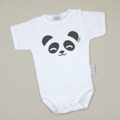 Babidu Body Divertido Oso Panda