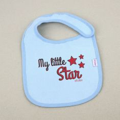 Funny Bib My Little Star+3M