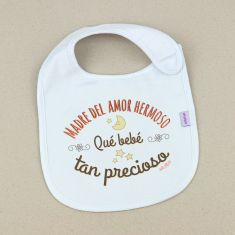 Funny Bib what a beautiful baby +3M