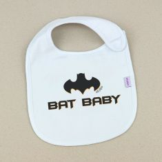 Babero Divertido Bat Baby
