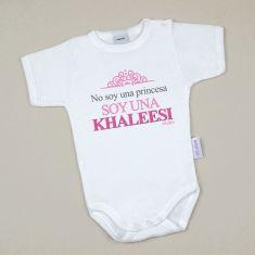 Babidu Body Divertido No soy una princesa soy una Khaleesi
