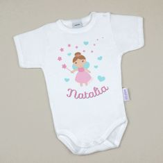 Babidu Body Basic Personalized Name + Crown