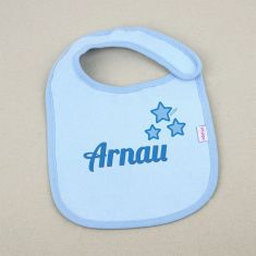 Bib Personalized Name + Stars +3M