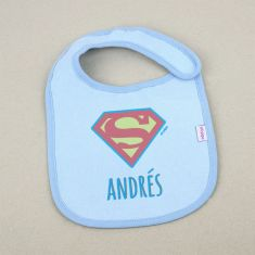Babero Personalizado Superman
