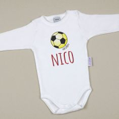 Babidu Body Basic Personalized Name + Stars