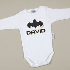 Babidu Body Personalizado Batman