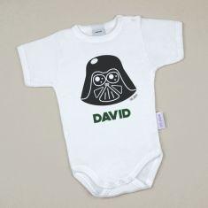 Babidu Body Personalizado Darth Vader
