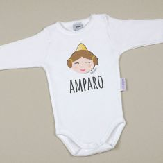 Babidu Body Basic Personalized Name + Star