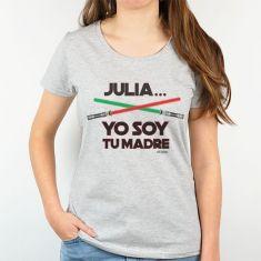 Camiseta Personalizada (nombre niño/a) Yo soy tu Madre
