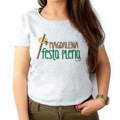 Camiseta Divertida Mamá Magdalena Festa Plena caña y rollo