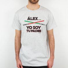 Camiseta Personalizada (nombre niño/a) Yo soy tu padre