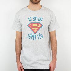 Camiseta Divertida Yo soy un Super Tío