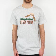 Camiseta Divertida Papá Magdalena Festa Plena petardos