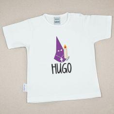 Camiseta Personalizada Bebé nombre + Nazareno