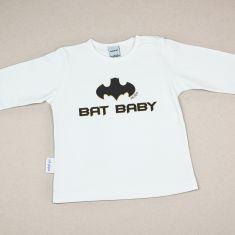 Camiseta Divertida Bebé Bat Baby