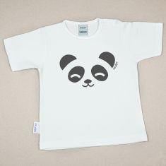 Camiseta Divertida Bebé Oso Panda