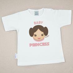 Camiseta Divertida Bebé Baby Princess