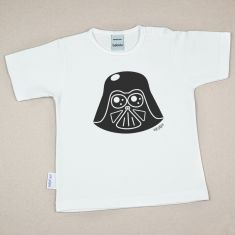 Camiseta Divertida Bebé Darth Vader