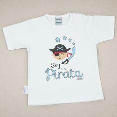 Camiseta o Sudadera Bebé y Niño/a Soy un Pirata