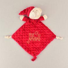 Dou Dou Clásico Rojo Feliz Navidad