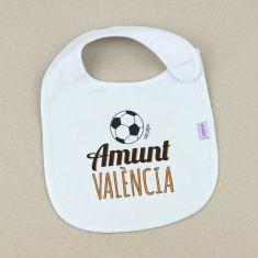 Babero Amunt València +3m