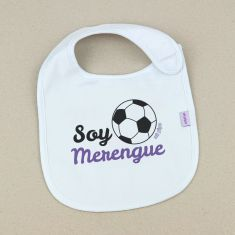 Babero Divertido Soy Merengue +3m