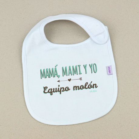 Funny Bib I Love ... (Frre text) +3M