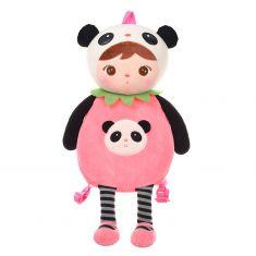 Mochila Metoo Panda Rosa sin personalizar