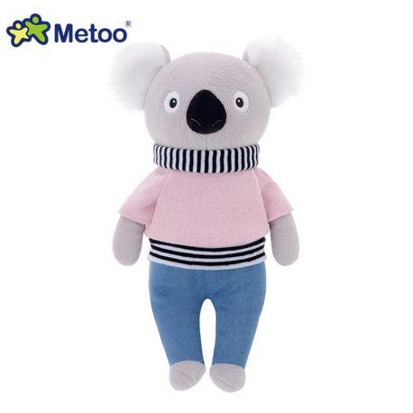 Muñeco Metoo Koala Sueter Rosa personalizado