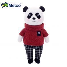 Muñeco Metoo Panda Sueter Rojo sin personalizar